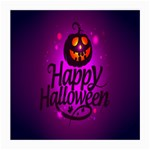 Happy Ghost Halloween Medium Glasses Cloth (2-Side)