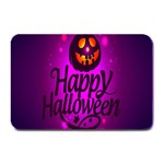 Happy Ghost Halloween Plate Mats