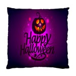 Happy Ghost Halloween Standard Cushion Case (Two Sides)
