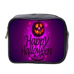 Happy Ghost Halloween Mini Toiletries Bag 2-Side