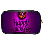 Happy Ghost Halloween Toiletries Bags 2-Side