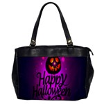 Happy Ghost Halloween Office Handbags