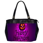 Happy Ghost Halloween Office Handbags (2 Sides)