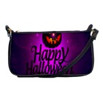 Happy Ghost Halloween Shoulder Clutch Bags