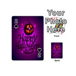 Happy Ghost Halloween Playing Cards 54 (Mini)