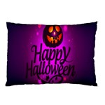 Happy Ghost Halloween Pillow Case (Two Sides)