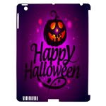 Happy Ghost Halloween Apple iPad 3/4 Hardshell Case (Compatible with Smart Cover)