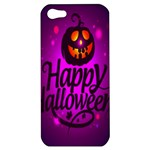 Happy Ghost Halloween Apple iPhone 5 Hardshell Case
