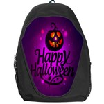 Happy Ghost Halloween Backpack Bag