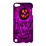 Happy Ghost Halloween Apple iPod Touch 5 Hardshell Case