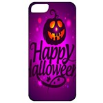 Happy Ghost Halloween Apple iPhone 5 Classic Hardshell Case