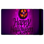 Happy Ghost Halloween Apple iPad 2 Flip Case