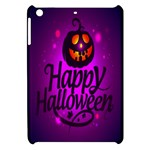 Happy Ghost Halloween Apple iPad Mini Hardshell Case