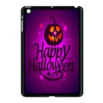 Happy Ghost Halloween Apple iPad Mini Case (Black)