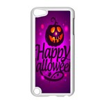 Happy Ghost Halloween Apple iPod Touch 5 Case (White)