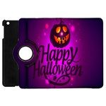 Happy Ghost Halloween Apple iPad Mini Flip 360 Case