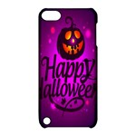 Happy Ghost Halloween Apple iPod Touch 5 Hardshell Case with Stand
