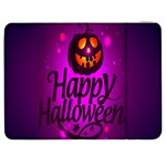 Happy Ghost Halloween Samsung Galaxy Tab 7  P1000 Flip Case