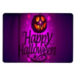 Happy Ghost Halloween Samsung Galaxy Tab 10.1  P7500 Flip Case