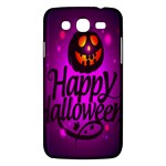Happy Ghost Halloween Samsung Galaxy Mega 5.8 I9152 Hardshell Case