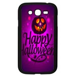 Happy Ghost Halloween Samsung Galaxy Grand DUOS I9082 Case (Black)