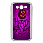 Happy Ghost Halloween Samsung Galaxy Grand DUOS I9082 Case (White)