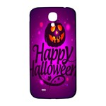 Happy Ghost Halloween Samsung Galaxy S4 I9500/I9505  Hardshell Back Case