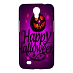 Happy Ghost Halloween Samsung Galaxy Mega 6.3  I9200 Hardshell Case