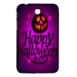 Happy Ghost Halloween Samsung Galaxy Tab 3 (7 ) P3200 Hardshell Case