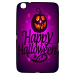 Happy Ghost Halloween Samsung Galaxy Tab 3 (8 ) T3100 Hardshell Case
