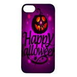 Happy Ghost Halloween Apple iPhone 5S/ SE Hardshell Case