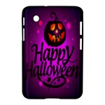 Happy Ghost Halloween Samsung Galaxy Tab 2 (7 ) P3100 Hardshell Case