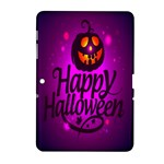 Happy Ghost Halloween Samsung Galaxy Tab 2 (10.1 ) P5100 Hardshell Case