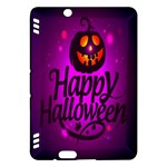 Happy Ghost Halloween Kindle Fire HDX Hardshell Case