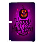 Happy Ghost Halloween Samsung Galaxy Tab Pro 10.1 Hardshell Case
