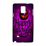 Happy Ghost Halloween Samsung Galaxy Note 4 Hardshell Case