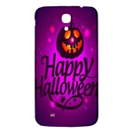 Happy Ghost Halloween Samsung Galaxy Mega I9200 Hardshell Back Case