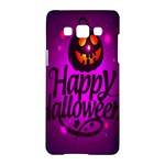 Happy Ghost Halloween Samsung Galaxy A5 Hardshell Case