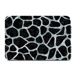 SKIN1 BLACK MARBLE & ICE CRYSTALS Plate Mats