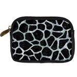 SKIN1 BLACK MARBLE & ICE CRYSTALS Digital Camera Cases