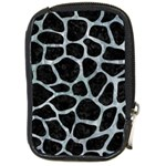 SKIN1 BLACK MARBLE & ICE CRYSTALS Compact Camera Cases