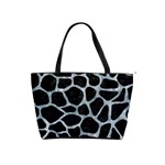 SKIN1 BLACK MARBLE & ICE CRYSTALS Shoulder Handbags