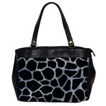 SKIN1 BLACK MARBLE & ICE CRYSTALS Office Handbags