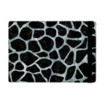 SKIN1 BLACK MARBLE & ICE CRYSTALS Apple iPad Mini Flip Case