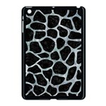 SKIN1 BLACK MARBLE & ICE CRYSTALS Apple iPad Mini Case (Black)