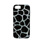 SKIN1 BLACK MARBLE & ICE CRYSTALS Apple iPhone 5 Classic Hardshell Case (PC+Silicone)