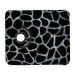 SKIN1 BLACK MARBLE & ICE CRYSTALS Galaxy S3 (Flip/Folio)