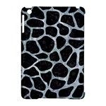 SKIN1 BLACK MARBLE & ICE CRYSTALS Apple iPad Mini Hardshell Case (Compatible with Smart Cover)