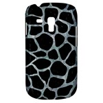 SKIN1 BLACK MARBLE & ICE CRYSTALS Galaxy S3 Mini