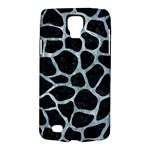 SKIN1 BLACK MARBLE & ICE CRYSTALS Galaxy S4 Active
